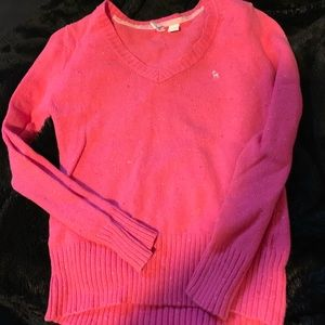 Girls old navy sweater